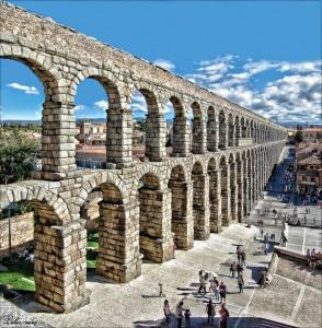 Aqüeducte real