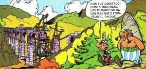 Asterix aqüeducte