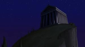Temple dibuix