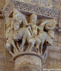 fromista-capitel