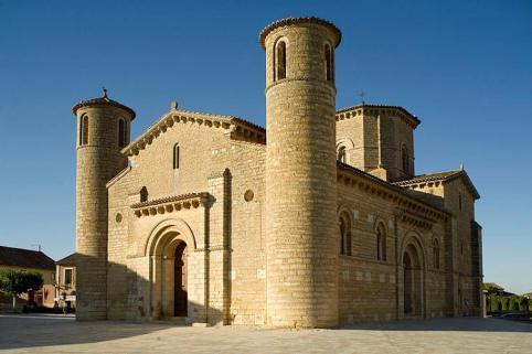 Iglesia-San-Martin-de-Fromista