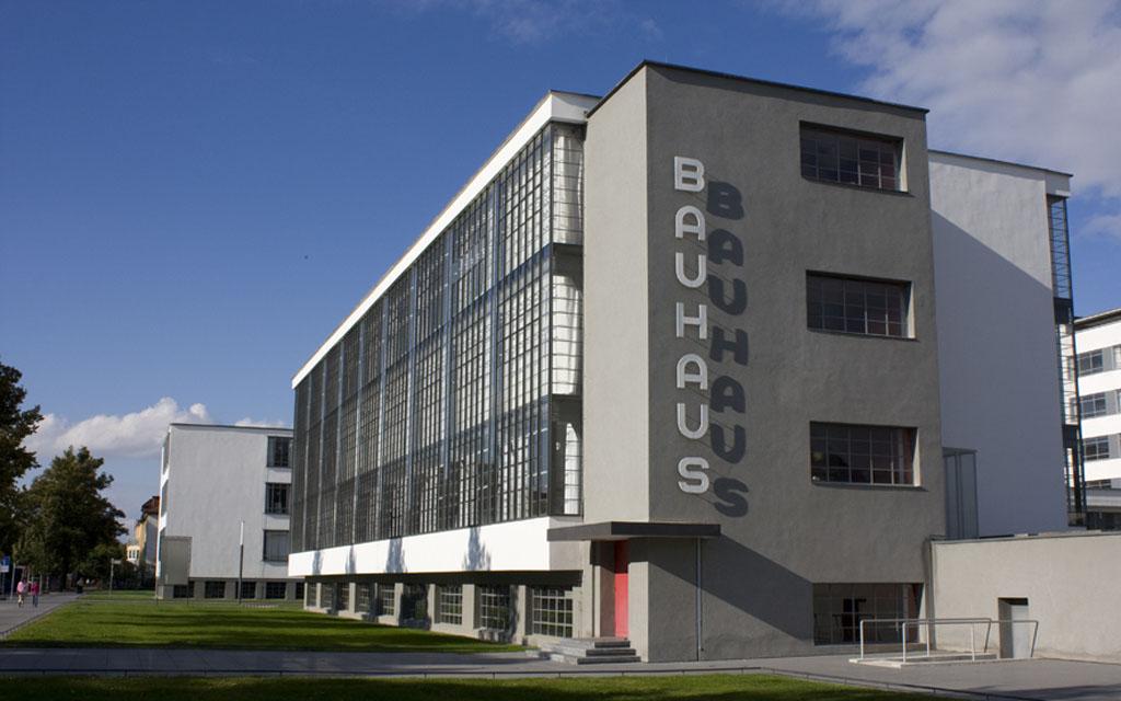 La bauhaus arquipopblog for Bauhaus berlin edificio