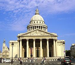 la iglesia de Santa Genoveva