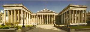 Museo Británico por Sir R. Smirke