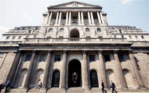 remodelación del Banco de Inglaterra de Sir John Soane